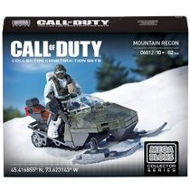 Mega Bloks Call of Duty Mountain Recon [The Snowman]