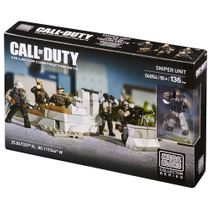2014 Mega Bloks Call of Duty Sniper Unit