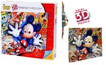 Mega Puzzles Classic Mickey Mouse