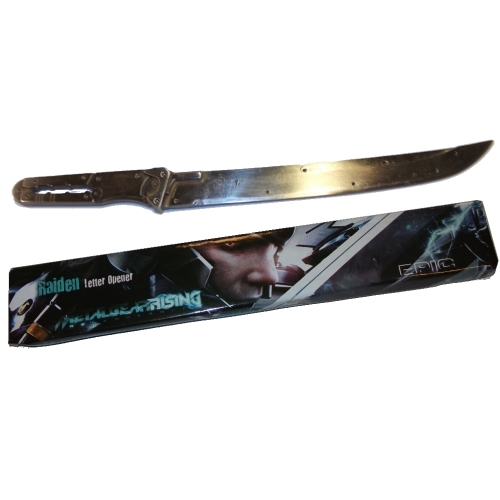 Raiden Mini Sword with Collector Box Letter Opener
