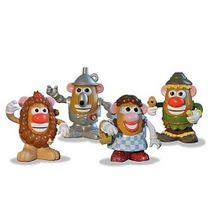 Mr. Potato Head Wizard of Oz Dorothy and Friends Boxed Set