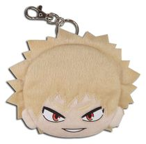 My Hero Academia - Bakugo Plush Coin Purse Pre-Order