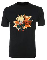 My Hero Academia - Bakugo Sd Men's T-Shirt XL Pre-Order