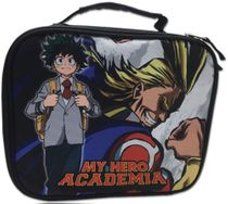 My Hero Academia - Deku & All Might Lunch Bag Pre-Order