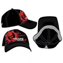 Gears of War 3 Blood Omen Logo Baseball Hat