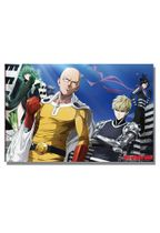 One Punch Man - Group 04 Puzzle TBD