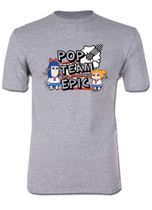 Pop Team Epic - Group 02 Men's T-Shirt XXL Pre-Order