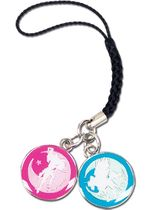 Sailor Moon - Pegasus And Chibimoon Cell Phone Charm Pre-Order