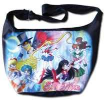 Sailor Moon - Sailor Senshi Line-Up Hobo Bag Pre-Order