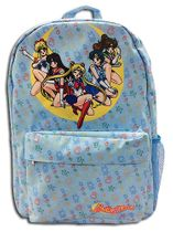 Sailor Moon - Sailor Soldiers Sailor Icons Back Pack Pre-Order