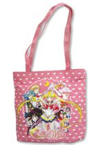 Sailormoon S Sailor Soldiers Tote Bag Back Order