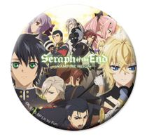 Seraph Of The End - Group Button 1.25'' Pre-Order