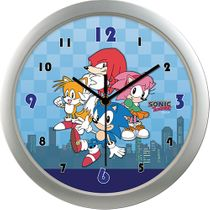 Sonic Classic - Main Group With City Wall Clock Pre-Order