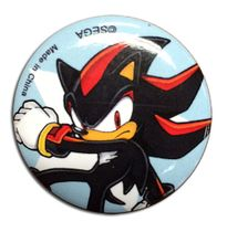 Sonic The Hedgehog - Shadow 1.25'' Button Pre-Order