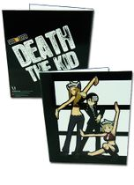Soul Eater Death The Kid Binder Pre-Order