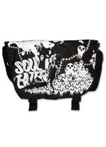 Soul Eater Skull Messenger Bag RETIRED