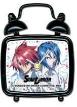 Star Driver Galactic Pretty Boy Mini Desk Clock Pre-Order
