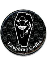 """Sword Art Online Laughing Coffin 1.25"""" Button Pre-Order"""