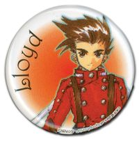 Tales Of Symphonia - Lloyd Button 1.25'' Pre-Order