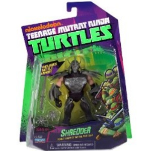 Basic Shredder TMNT Action Figure