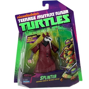 Basic Splinter TMNT Action Figure
