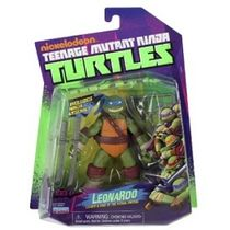 Teenage Mutant Ninja Turtles Leonardo Basic TMNT Action Figure