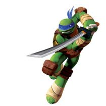 Teenage Mutant Ninja Turtles Leonardo Giant Wall Decal