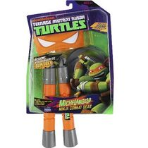 Teenage Mutant Ninja Turtles [Nunchucks] Combat Gear Michelangelo