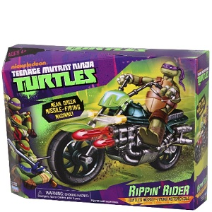 Rippin Rider Motorcycle