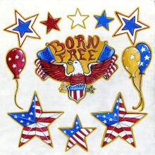 Born Free - Cut Outs