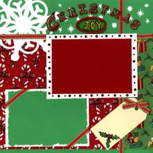 Christmas Joy - Quick Pages Set - Left & Right