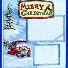 Christmas Time (Page Kit) Left & Right