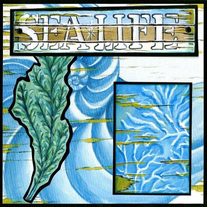 Coastal Sea Life - Quick Pages Set - Left & Right