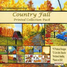 'Country Fall' - Collection Pack