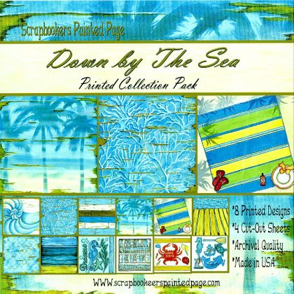 'DOWN BY THE SEA' Collection