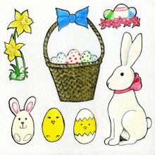 Easter Time - Cut-Outs