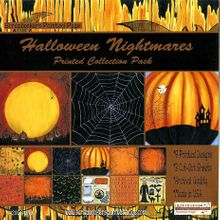 Halloween Nightmares - Collection Pack