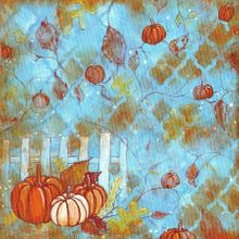 Magical Fall - Print