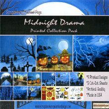 'Midnight Drama' Collection