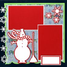 Winter Wonderland - Quick Pages Set - Right