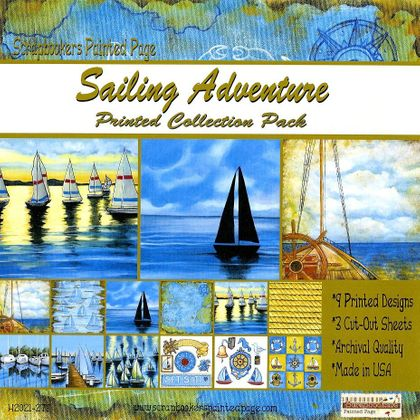 Sailing Adventure Collection Pack