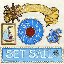 Set Sail - Cut-Outs