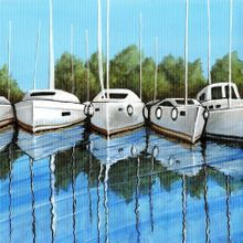 Set Sail Harbor - Print