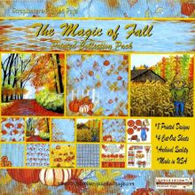 The Magic of Fall Collection
