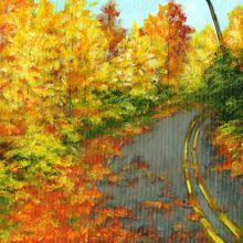 Fall Scenic Travels - Print
