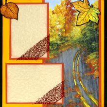 Autumn Beauty - Right Page
