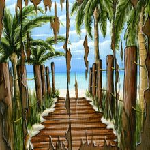 Boardwalk to Paradise