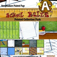 'SCHOOL RULES' Collection