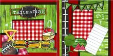 Tailgating - Quick Pages Set