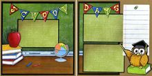School Days Are Here! - Quick Pages Set